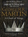 A Clash of Kings (eBook): Song of Ice and Fire Series, Book 2
